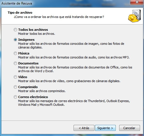 recuperar archivos borrados gratis